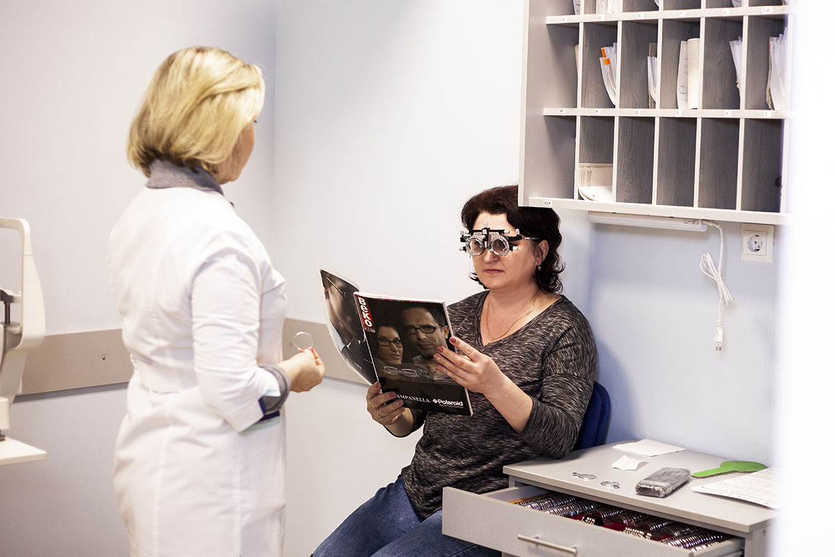 врач офтальмолог запись